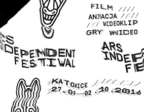 ARS INDEPENDENT FESTIVAL 2016