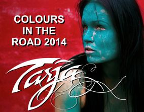 Tarja Turunen - COLOURS IN THE ROAD